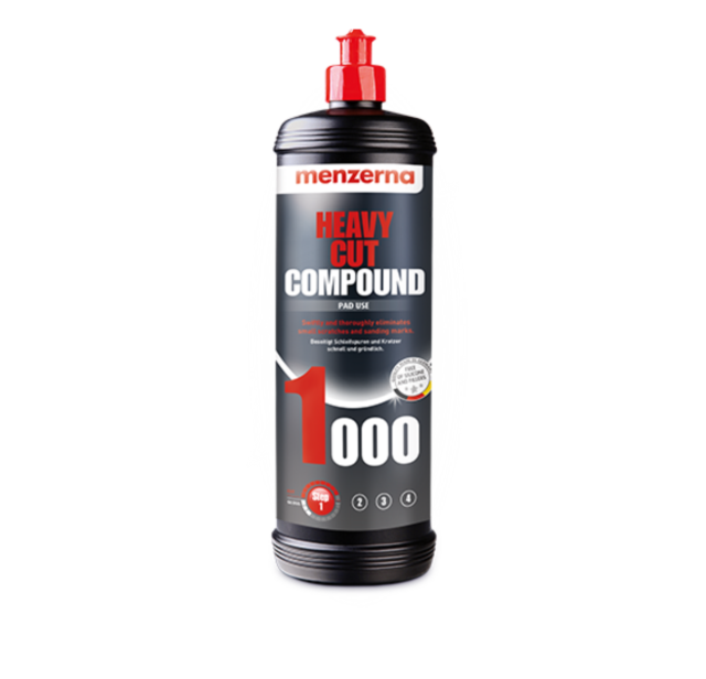 MENZERNA - HEAVY CUT COMPOUND 1000