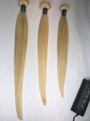Luxe Blonde Virgin Hair Bundles