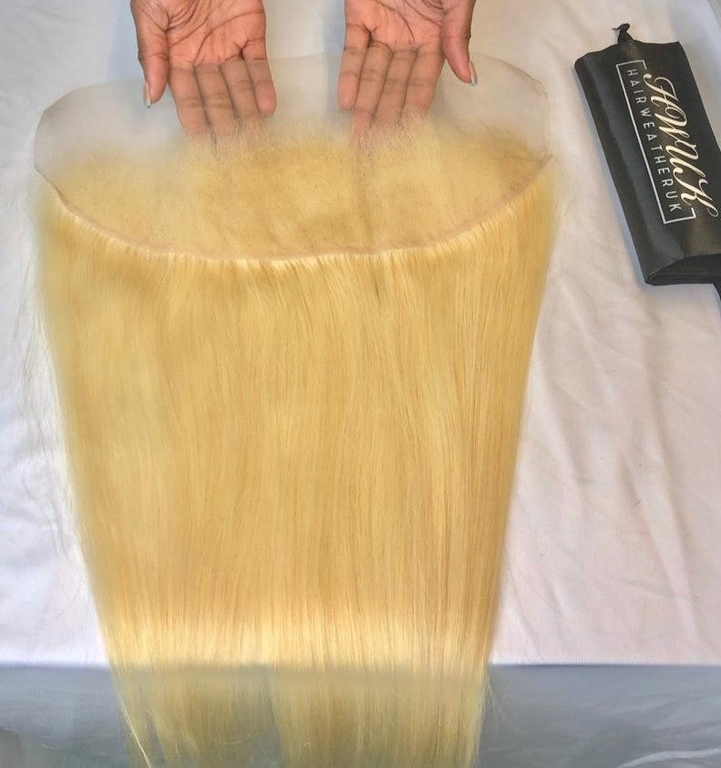 Luxe Blonde Frontals