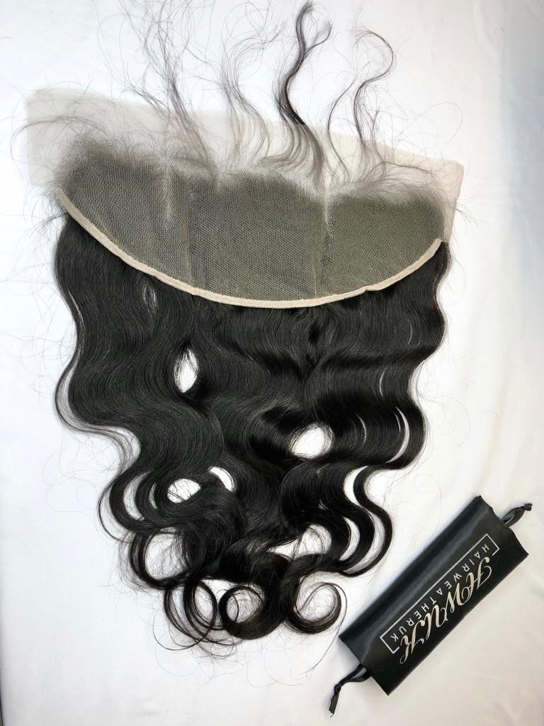 Luxe Body Wave Transparent Frontal 13x4