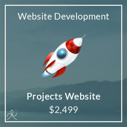 Projects Website (Build50)