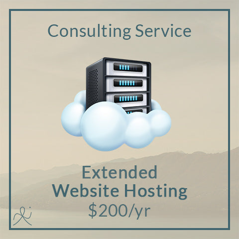 Website Hosting 2020 - Extended Use