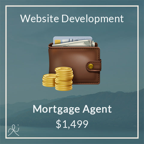Mortgage Agent Website