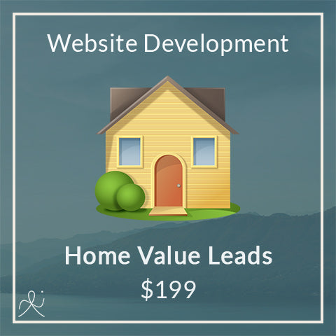Real Estate Home Value Leads