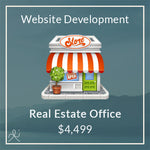 Real Estate Office Website