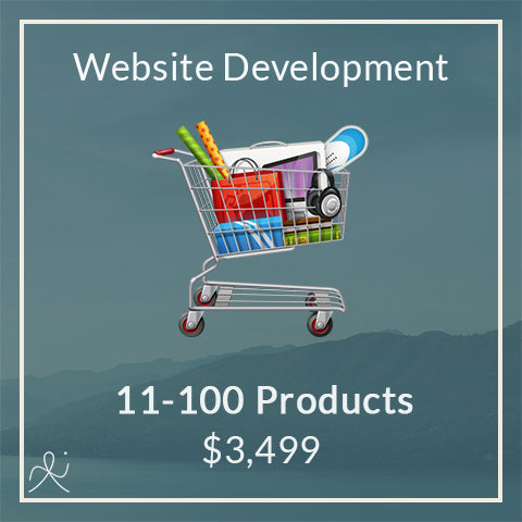 Shopping Cart 11-100 Products