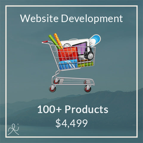 Shopping Cart 100+ Products
