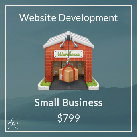 Small Business Websiite