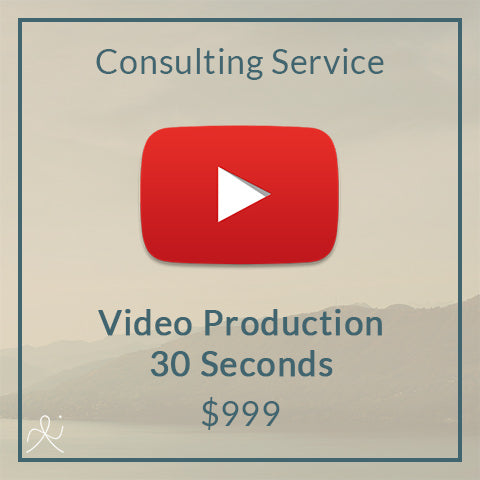 Video Production - 30 Seconds