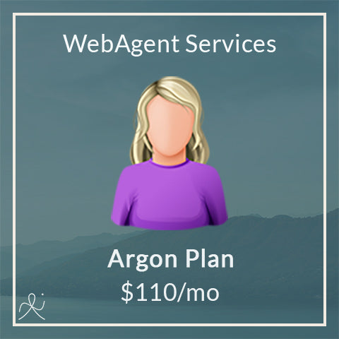 WebAgent Services - Argon Plan