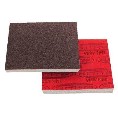 "3""x4""x10mm Premium Red A/O Foam Fine"