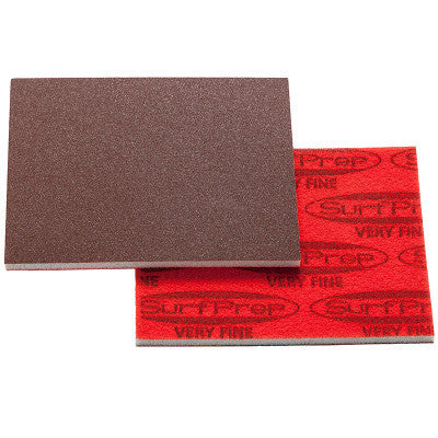 "3""x4""x5mm Premium Red A/O Foam Fine"