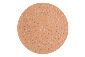 "5"" Multi Hole Gold Sanding Disc 320G"