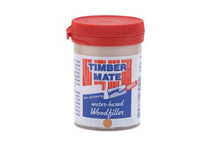 Timber Mate - Water Based Wood Filler 8oz. Jar - Various Colors Available