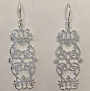 French Quarter Cast Iron Earring