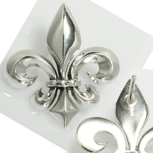 A Louisiana Fleur De Lis Earring(Post)