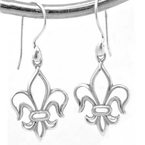French Quarter Fleur de Lis Earrings
