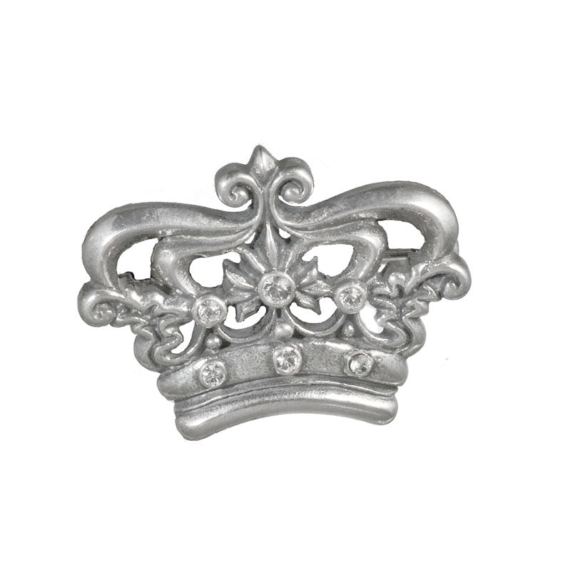 Crown Brooch