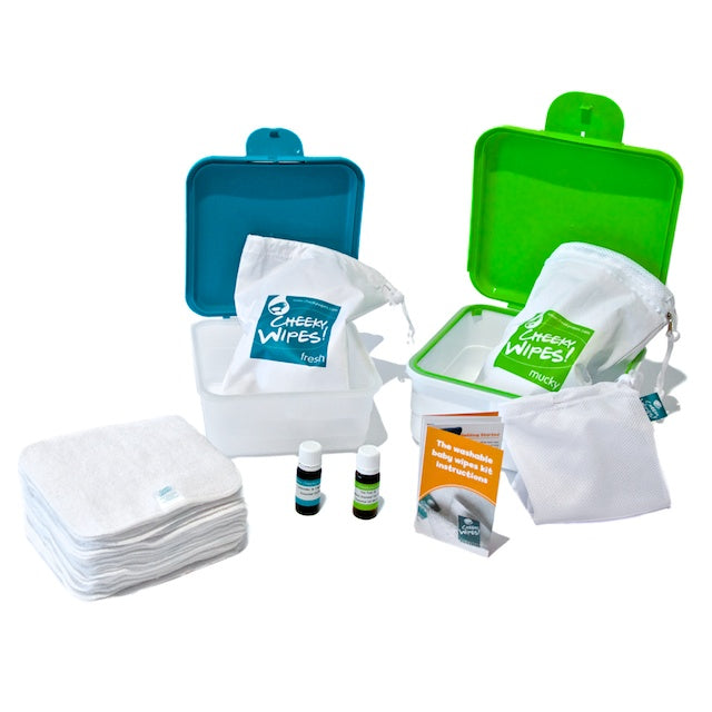 Cheeky wipes full kit cotton