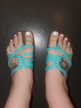 Load image into Gallery viewer, Multi Strap Sandal