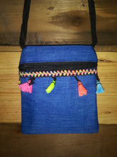 Load image into Gallery viewer, Mini Messenger Bag W/ Tassels