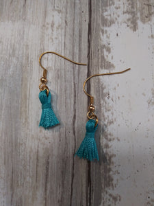 Mini Tassel Ear Rings