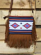 Load image into Gallery viewer, Fringed Crossbody Bag