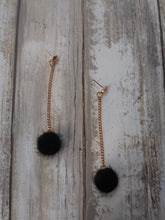 Load image into Gallery viewer, Mini Pom Pom Earrings