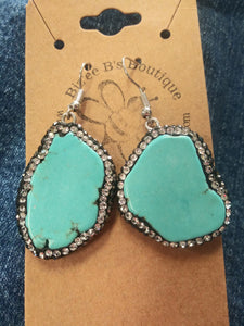 Turquoise Earrings 73771