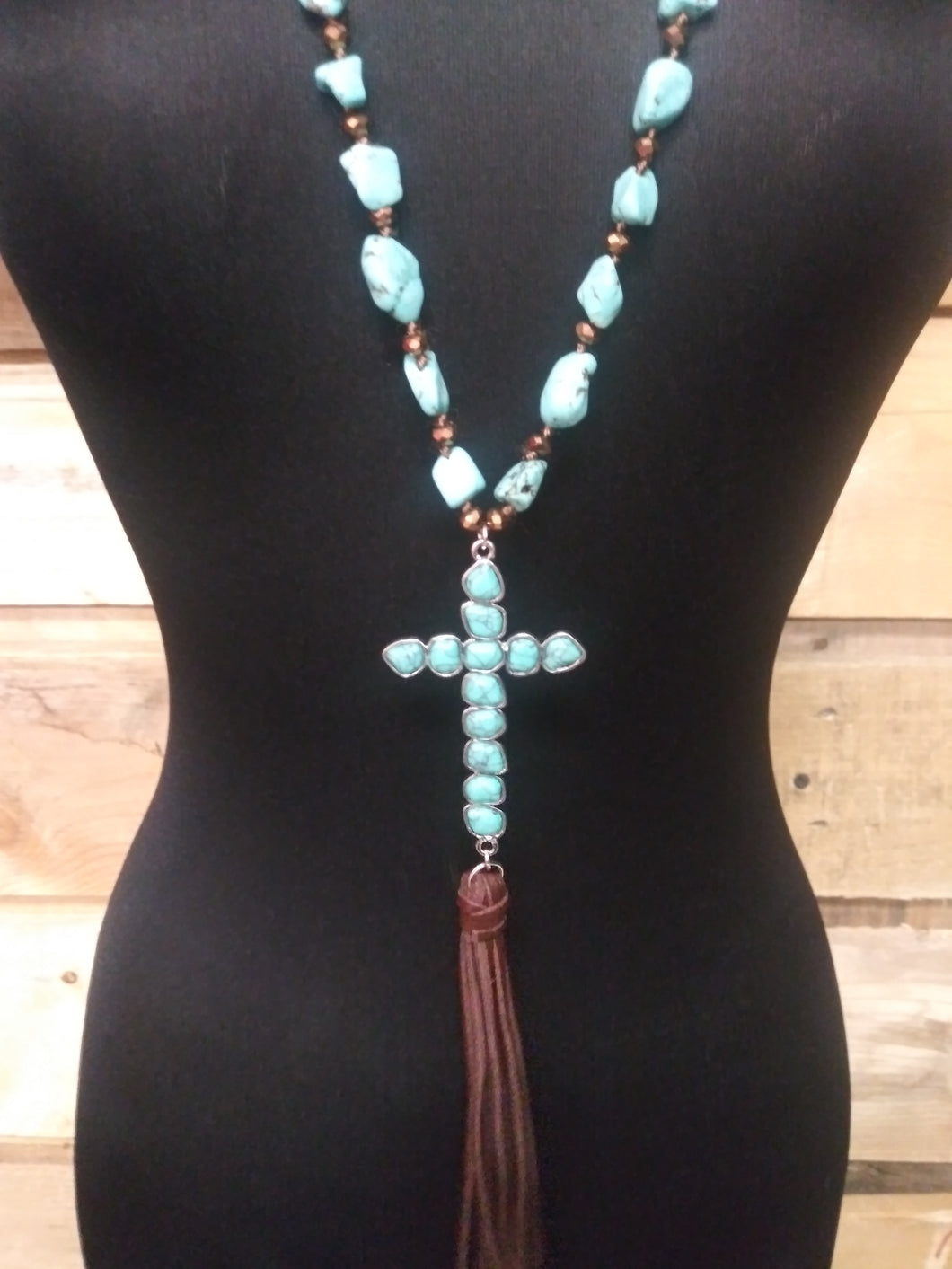 Cross Necklace 72484