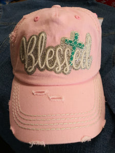 Blessed Cap Pink