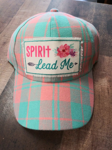 Spirit Lead Me Ball Cap