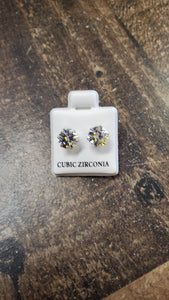 Cubic Zirc Earrings