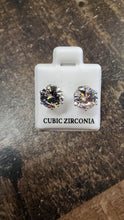 Load image into Gallery viewer, Cubic Zirc Earrings