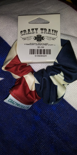 Freedom Scrunchie USA CT