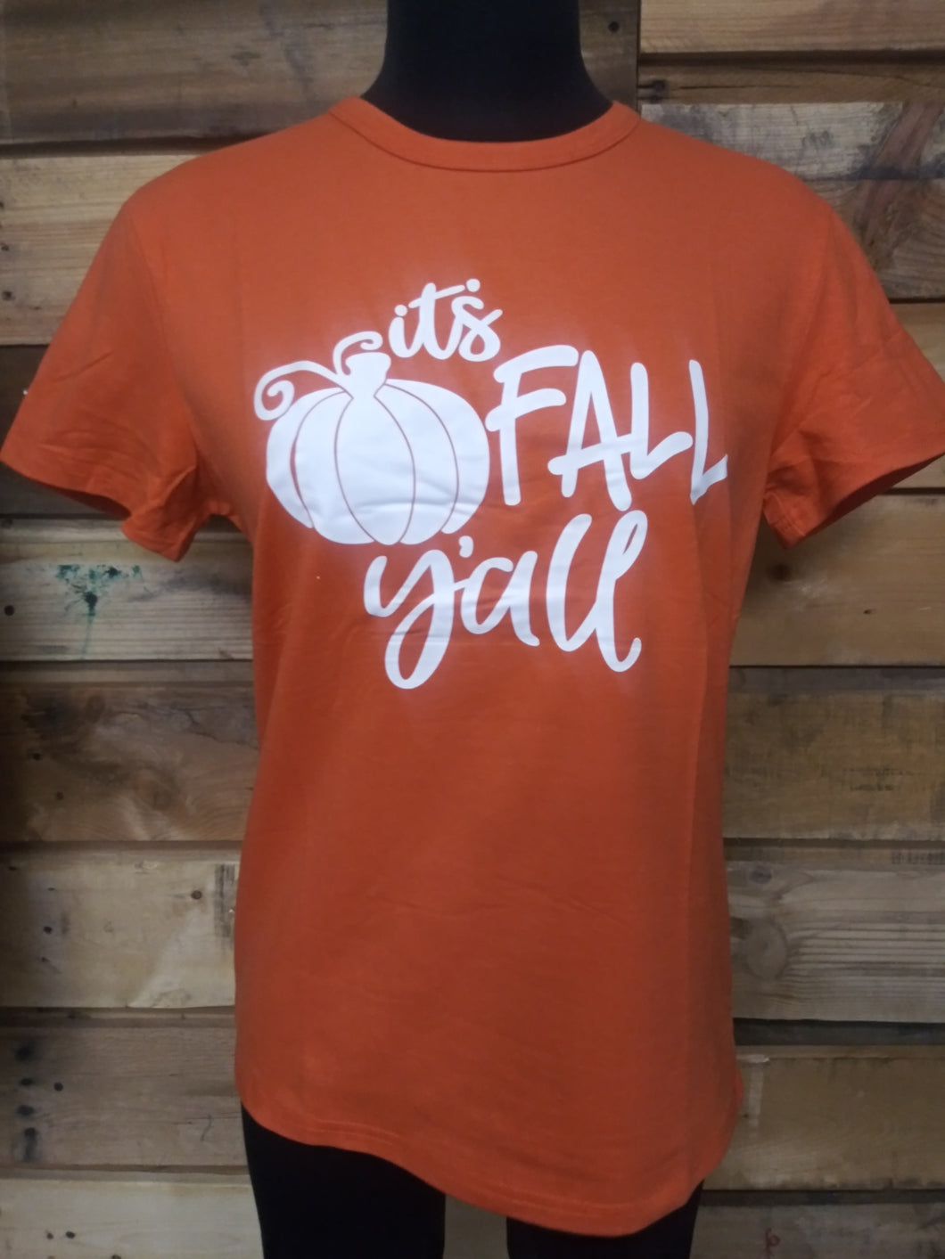 It's Fall Y'all Tee Shirt