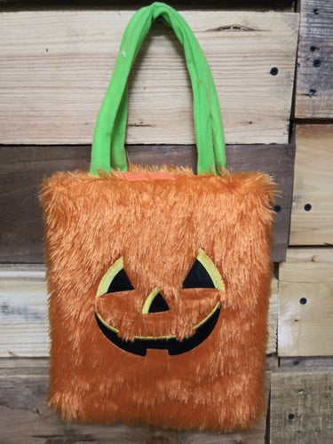 Furry Halloween Treat Bags 425847-1H66