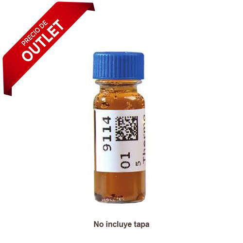 3058. VIAL 2ML CHOICE VIRTUOSO ESTILO CRIMP 11MM, C/V-PATCH SIN TAPA C/100 - THERMO SCIENTIFIC