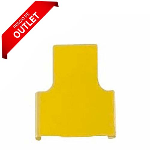 CODIFICADOR DE ALUMINIO COLOR AMARILLO P/CRYOCANE DS5020-0002 - NALGENE