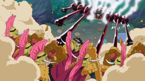 Strongest-One-Piece-Character-Charlotte-Cracker-Biscuit-Army-Devil-Fruit