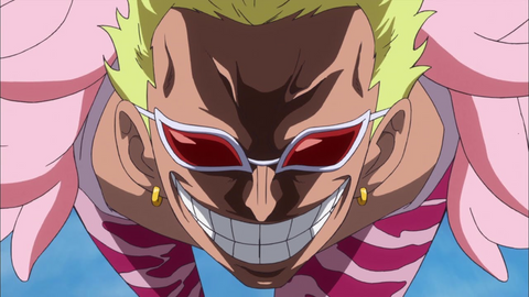 One-Piece-Strongest-Characters-Doflamingo-flying-strings