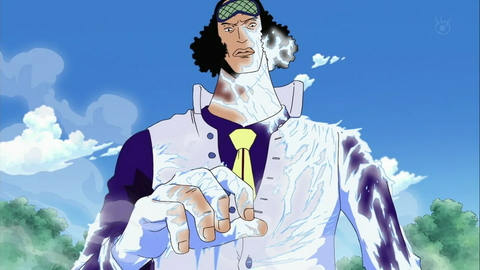 Top-10-Strongest-One-Piece-Character-Kuzan-Devil-Fruit-Ability