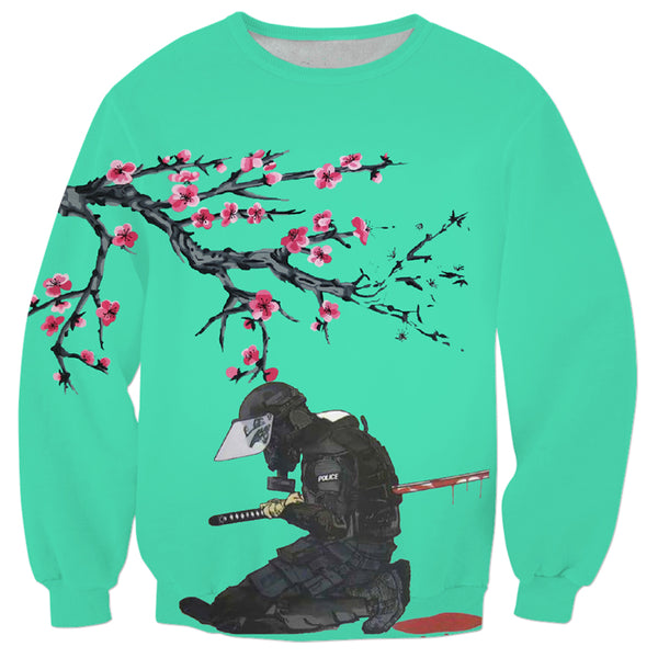 Arizona Tea Seppuku Long Sleeved Shirt