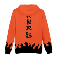 Naruto Fourth Hokage Yellow Flash Hoodie