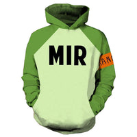 Dragon Ball Z MIR Android 17 Hoodie