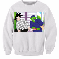 Dragon Ball Z Meme Long Sleeved Shirt