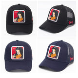 Dragon Ball Z Android 17 Trucker Hat