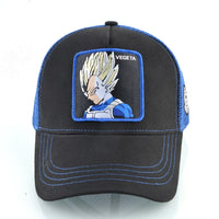 Dragon Ball Z Vegeta Trucker Hat