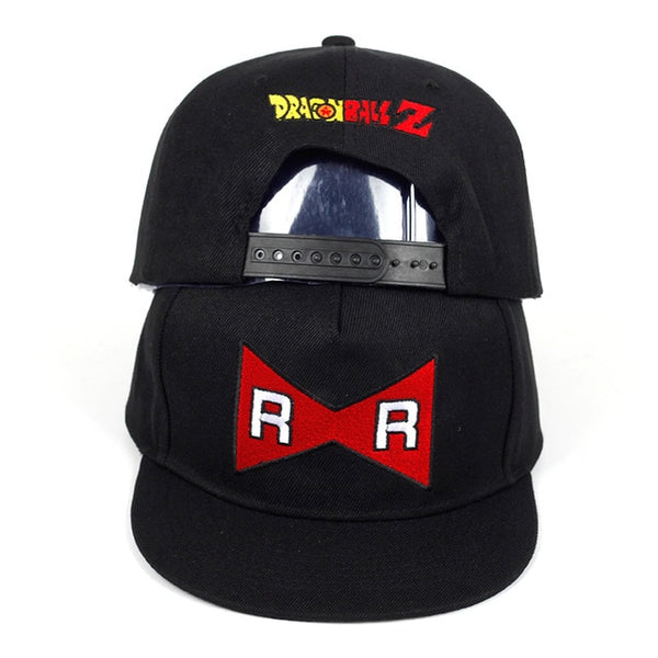Dragon Ball Z Red Ribbon Army Snapback Hat