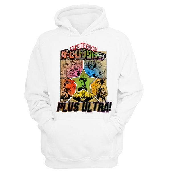 My Hero Academia - PLUS ULTRA! Hoodie